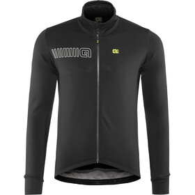 Alé Cycling Solid Color Block Jacket Herren nero/black